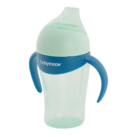 Babymoov Anti-drop cup 180ml Azur A005002