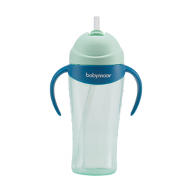 Babymoov Cup with straw 300ml Azur A005004
