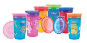 Nuby 360° Wonder cup - 300ml - 6m+ ID10411