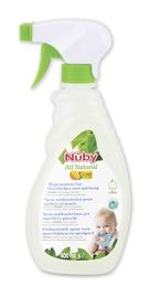 Nuby Antibacterial spray for surfaces and toys - 400ml CG50040