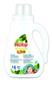 Nuby Antibacterial baby laundry detergent - 1l CG51001