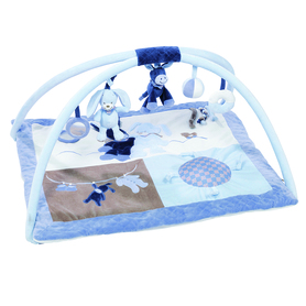 Nattou Alex & Bibou Playmat with arches NT321242