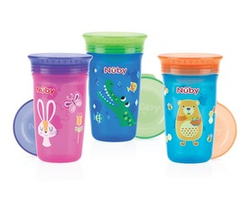 Nuby 360° Wonder cup - 300ml - 6m+ NV0414002