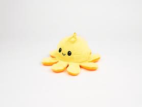 InnoGIO GiIOplush GIOoctopus Cuddly Yellow/Orange GIO-830YO