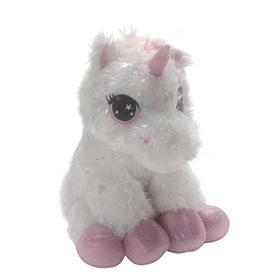 InnoGIO GIOplush Unicorn Blanc Cuddly GIO- 819BLANC 80cm