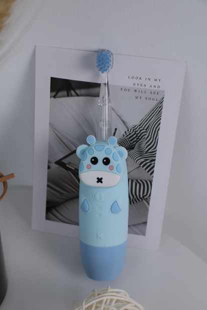 InnoGIO Sonic toothbrush for children GIOgiraffe Blue GIO-450BLUE (4)