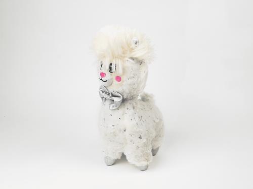 InnoGIO GIOplush GIOalpaca White Cuddly GIO-828WHITE (5)