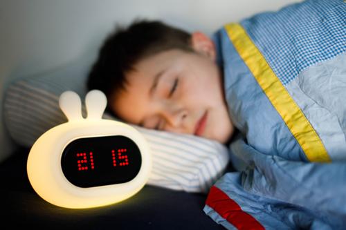 InnoGIO GIOrabbit Alarm Clock & Silicone Night Lamp GIO-135 (10)