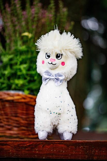InnoGIO GIOplush GIOalpaca White Cuddly GIO-828WHITE (8)