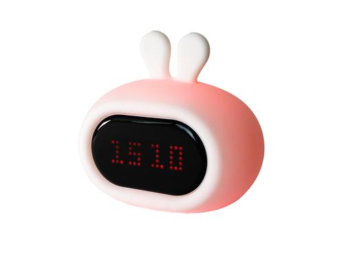 InnoGIO GIOrabbit Alarm Clock & Silicone Night Lamp GIO-135 (8)